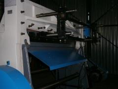 Гильотинные ножницы электромеханические ETG 1510