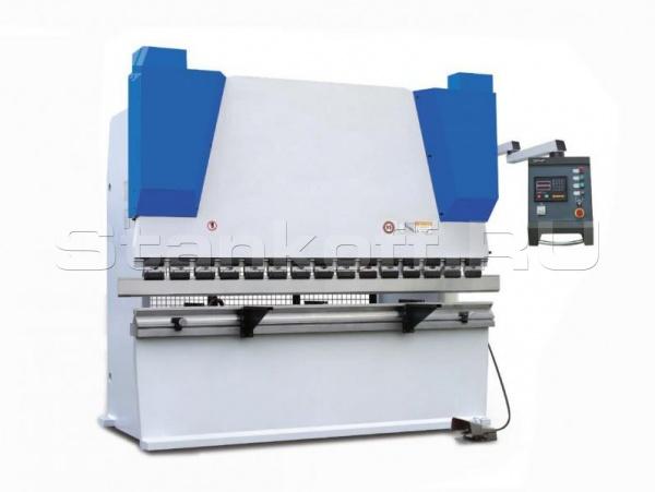Гидравлический листогибочный пресс WC 67K 100/2500 с ЧПУ Estun 21