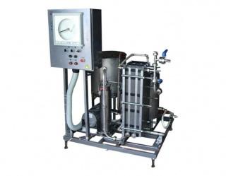 Пластинчатый пастеризатор-охладитель молока ППМ-500