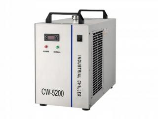 Чиллер для лазерно-гравировального станка S&A CW-5202AH