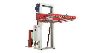 Автоматическая стреппинг машина для горизонтальной обвязки продукции TP-703H