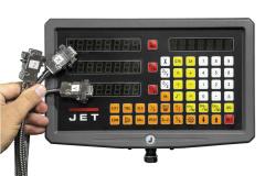Токарно-винторезный станок Jet серии ZH GH-2680 ZH DRO Ø660 мм