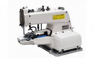 Промышленная автоматическая пуговичная швейная машина VBS373