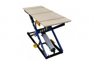 Пневматический монтажный стол для обивки мягкой мебели REXEL ST-3
