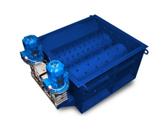 Перфоратор для ПЭТ-бутылок, пластиковой тары СТП-3000