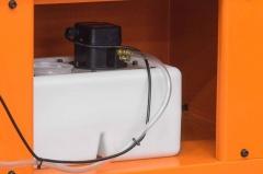 Мобильный ленточнопильный станок с гидроразгрузкой BS-912GR