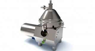 Сепаратор молокоочиститель для удаления соматических клеток РОТОР-ОМС-1
