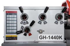Универсальный токарно-винторезный станок JET GH-1440K DRO