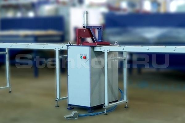 Станок торцовочный полуавтоматический СТ-ЛОЗА-350