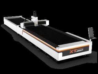 Оптоволоконный лазерный станок для резки металла XTC-1530HE/1000 Max