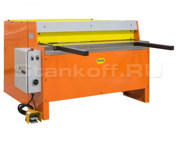 Электромеханическая гильотина Q11-3x1250