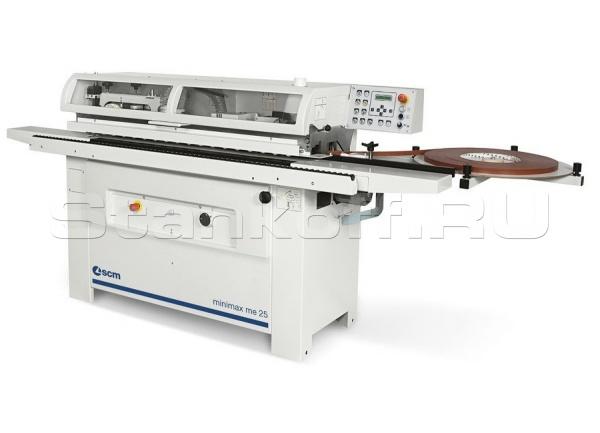 Автоматический станок для облицовки кромок Minimax ME-25