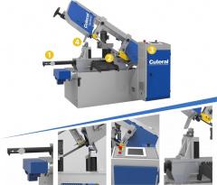 Станок ленточнопильный автоматический CUTERAL PAR 280 PLC