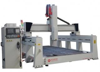 Фрезерный станок с ЧПУ с автоматической сменой инструмента для обработки пенополистирола и изготовления модельной оснастки CC-SFD2030Q