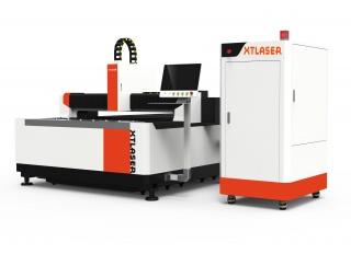 Оптоволоконная установка лазерной резки металла XTC-F1530H/700 IPG