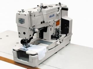 Промышленная автоматическая петельная швейная машина VELLES VBH 580U