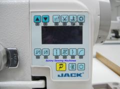 Прямострочная швейная машина JK-SHIRLEY IIEH JACK (прямой привод) c иглой DBx1 №110-130