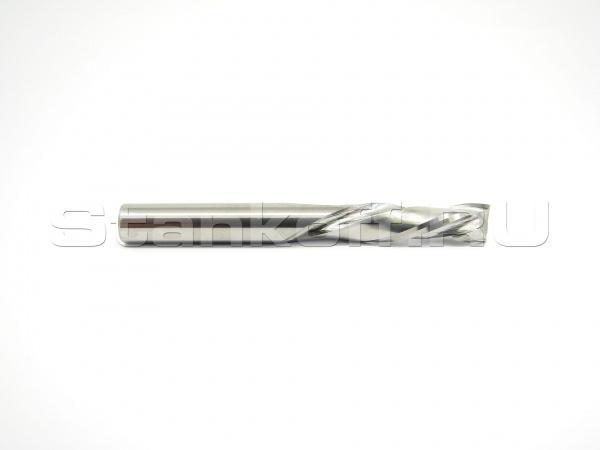 Компрессионная двухзаходная гравировальная фреза A2FLX6.45