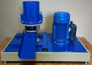 Гранулятор настольный бытовой однофазный ГМ-100