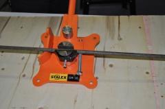Гибочный ручной станок для арматуры DR-16