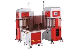 Автоматическая стреппинг машина для упаковки печатных СМИ TP-702NAD