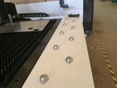 Установка волоконной лазерной резки металла XTC-1530S/500 IPG