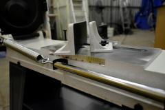 Ленточнопильный ручной станок по металлу BSG 110
