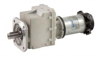 Цилиндрический мотор-редуктор на редкоземельных магнитах NDCMG