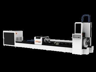 Оптоволоконный лазерный станок для резки труб XTC-T220/1000 IPG