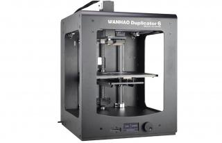 3D принтер Wanhao Duplicator 6 PLUS в корпусе