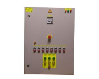 Шкаф управления (автоматика) ШУ для комбикормового завода