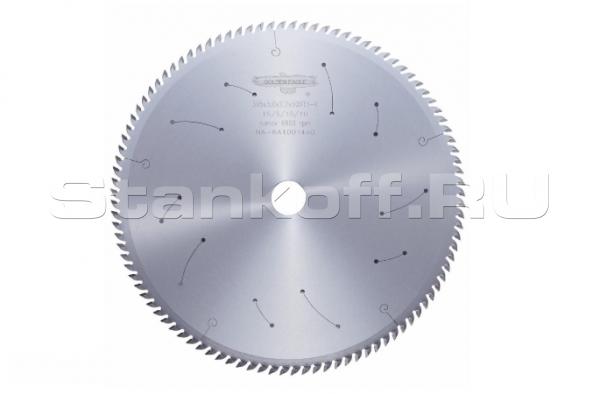 Пила дисковая твердосплавная универсальная GE 400*30*3,6/2,5 z120 WZ