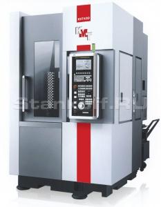 Вертикальный токарный станок с ЧПУ KVT500