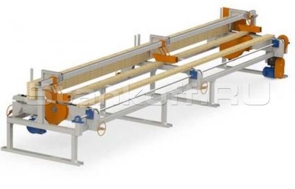 Станки торцовочные проходного типа СТП-6000