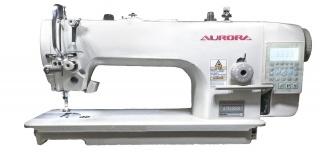 Прямострочная промышленная швейная машина с игольным продвижением Aurora A-721-03-D3