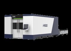 Оптоволоконный лазерный станок высокой мощности HS-G4020H/4000 IPG