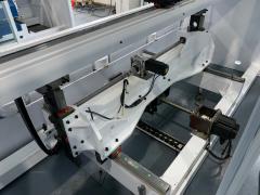 Синхронизированный гидравлический листогиб с ЧПУ WE67K 80/4000