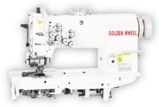 Многоигольная машина GOLDEN WHEEL CS-4740P
