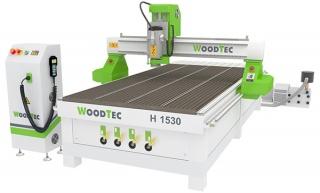 Фрезерно-гравировальный станок с ЧПУ WoodTec H 1530