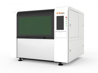 Оптоволоконный лазерный станок для резки металла XTC-F1309S/2000 Raycus