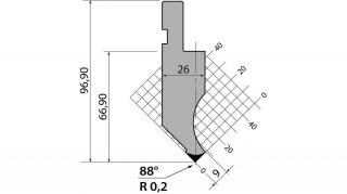 Пуансон 00402.800s