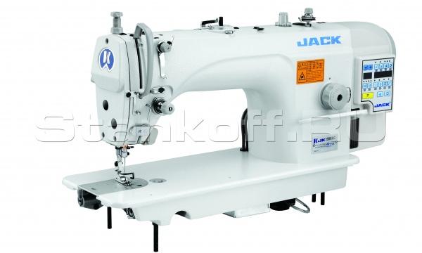 Прямострочная швейная машина JK-SHIRLEY IIEH-7 JACK (прямой привод) c иглой DBx1 №75-110