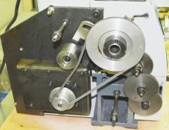 Бытовой токарный станок по металлу MML 2550 V
