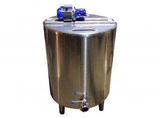 Ванна длительной пастеризации молока ВДПС-500