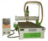 Фрезерный станок с ЧПУ с полуавтоматической сменой инструмента LTT-1325АSD