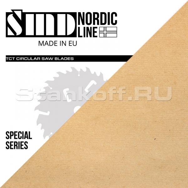 Пила дисковая 550 x 50 x 5,5/3,5 Z = 18 + 6 PI-130 SMD Series 1