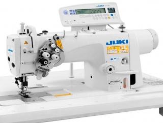 Двухигольная промышленная швейная машина JUKI LH-3568AG-7/AK135
