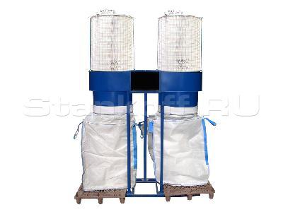 Агрегат пылеулавливающий для шлифовальных станков ФЦ8000