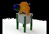 Торцовочный станок маятникового типа Алтай-ТМ