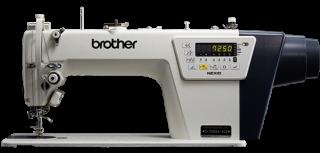 Прямострочная швейная машина с прямым приводом Brother S-7250A-403 NEXIO STANDART